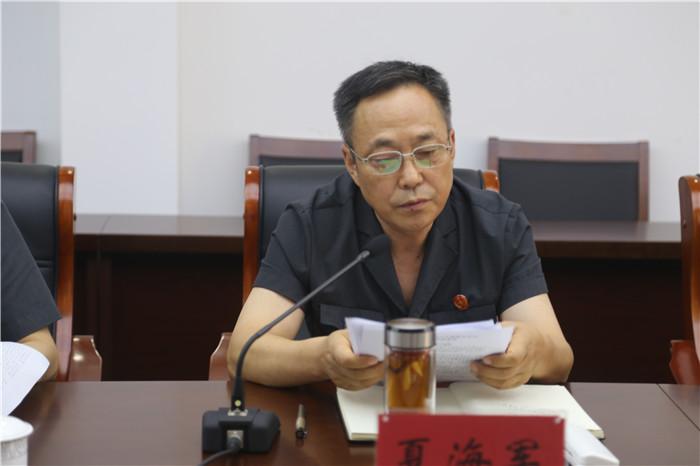 淮阴区人大常委会调研法院民事审判(速裁)工作