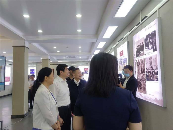 淮安市举办《周恩来与人民防空》专题图片展