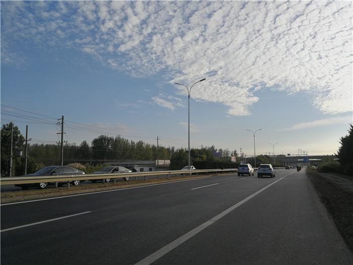 淮安公路:全市2020年國省干線公路養護大中修工程建成通車