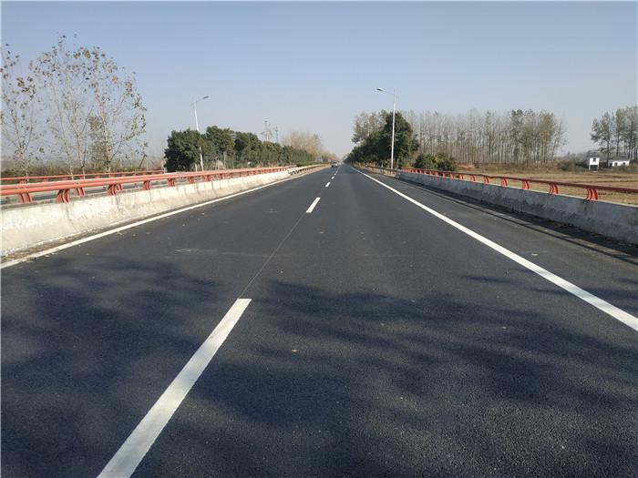 淮安公路:全市2020年国省干线公路养护大中修工程建成通车