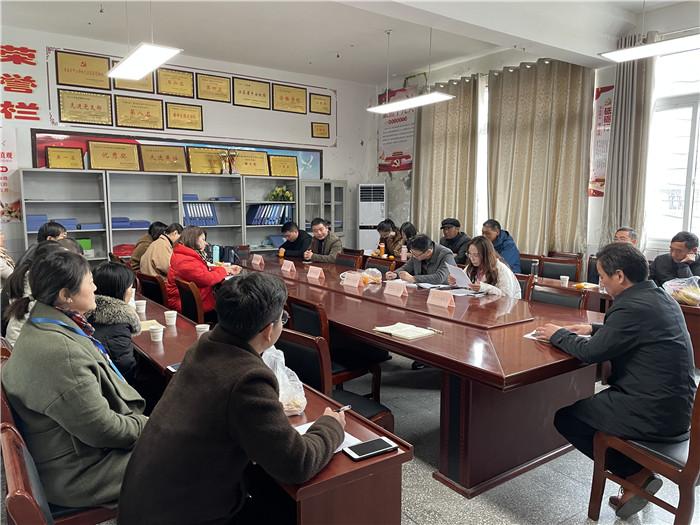 淮安區溪河中心小學舉辦第三協作片三年級語文單元備課觀摩研討活動