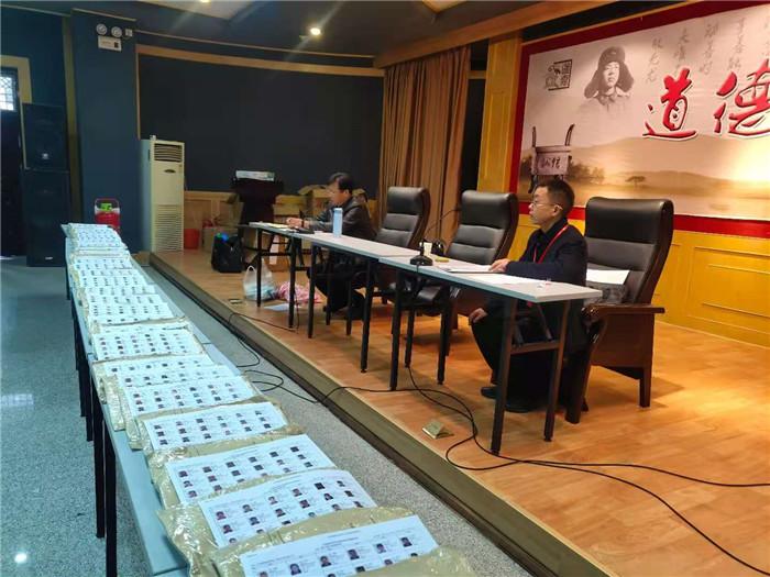 淮安市2020年度二级造价工程师职业资格考试顺利举行