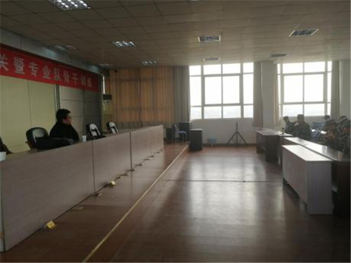 淮安人防开展人防工程平战转换培训
