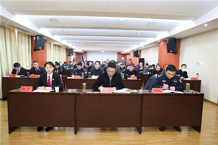 """淮安洪泽:""""三个深度融合""""促教育整顿与政法主业双提升"""